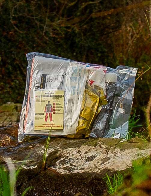 Outdoor Survival   Amar Ibrahim - lékárnička special