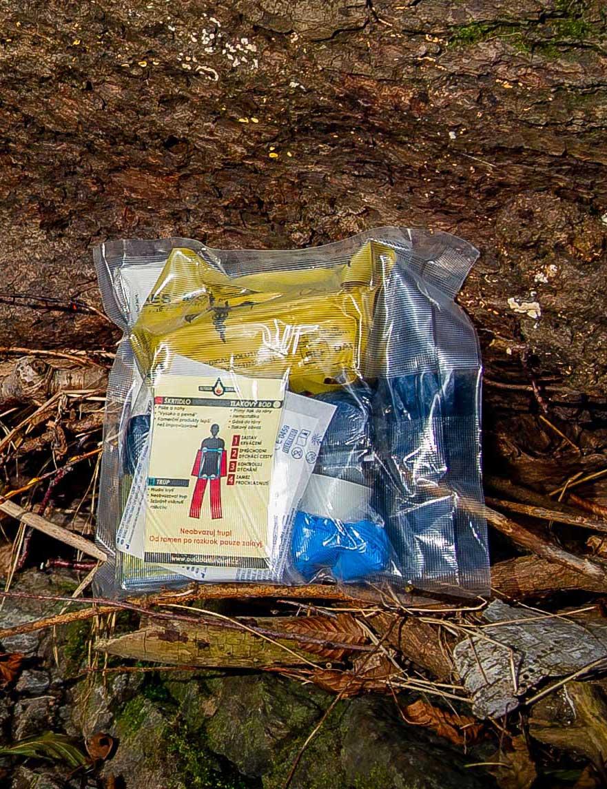 Outdoor Survival   Amar Ibrahim - lékárnička large
