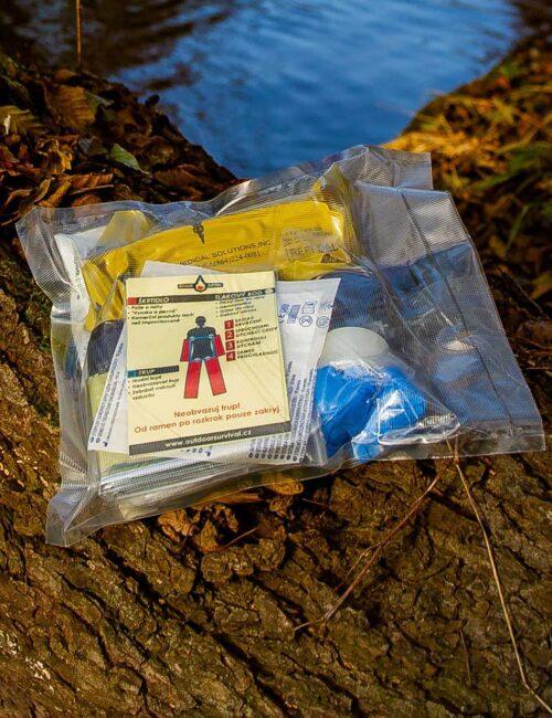 Outdoor Survival | Amar Ibrahim - lékárnička large